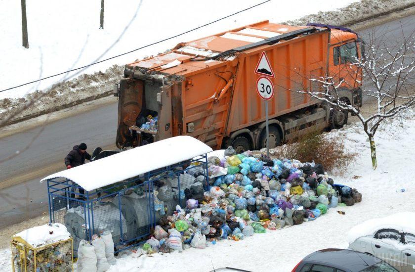 На території Тернопільської області наразі налічується більш як 740 сміттєзвалищ / УНІАН