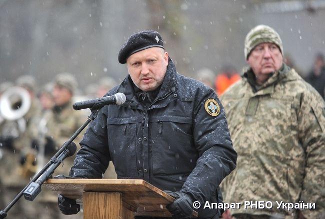 Турчинов пояснив, чому РФ збільшила військовий контингент / фото rnbo.gov.ua