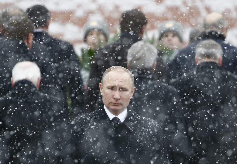 """Эксперт считает, что в РФ готовится """"транзит власти"""" / фото REUTERS"""