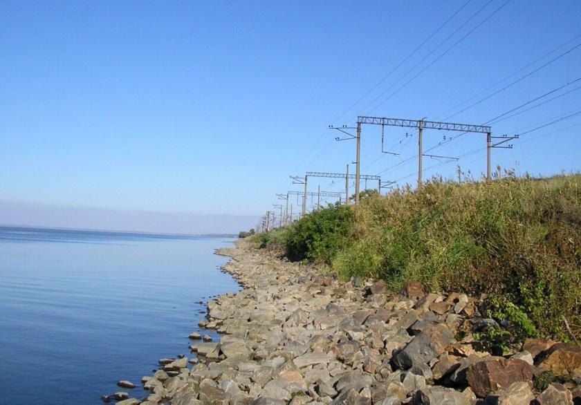 У Каховському водосховищі вже зустрічаються мешканці морських лиманів / фото wikipedia.org/Ліпунов Дмитро