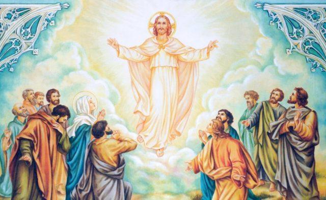 Вознесіння Господнє в 2020 році припадає на 28 травня / фото politeka.net