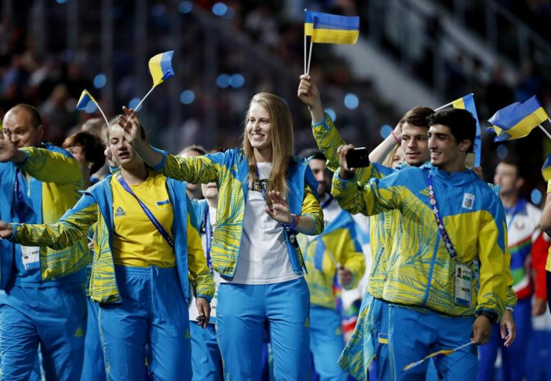 Збірна України / REUTERS
