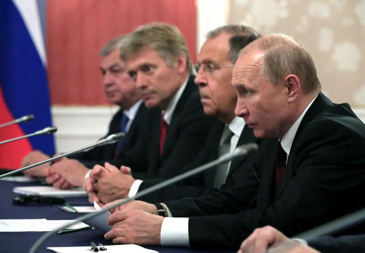 Кремль, традиционно, будет использовать свой излюбленный прием – бряцание оружием / REUTERS