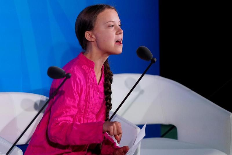 16-річна шведська активістка звернулась до ООН: Ми – на порозі масового вимирання