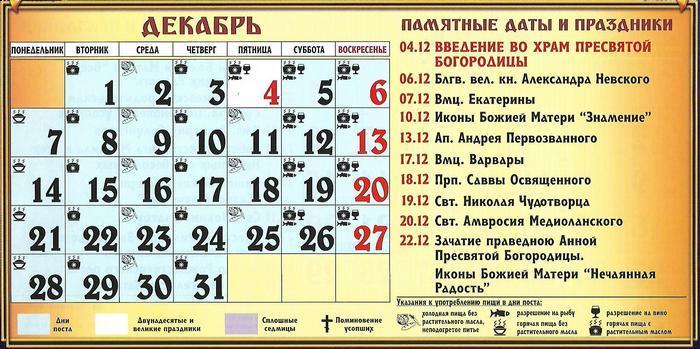 4 грудня - Введення в храм Пресвятої Богородиці / vedmochka.net