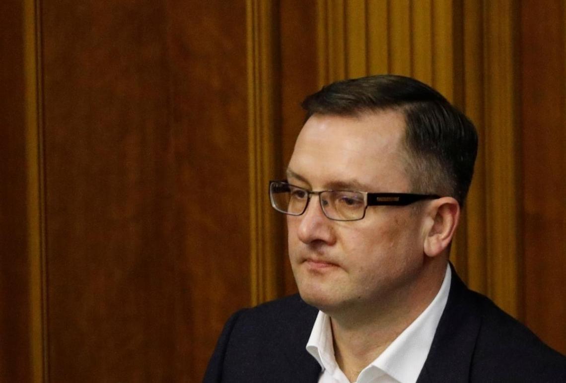 Советник главы ОП Игорь Уманский написал заявление об увольнении/ REUTERS