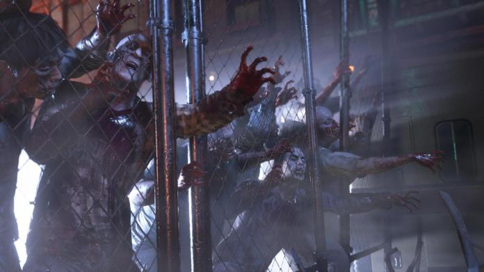 Shot from the game Resident Evil 3 / store.playstation.com