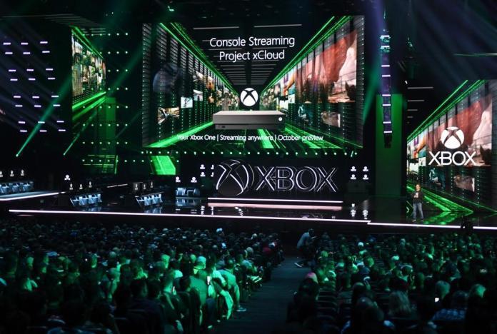 Microsoft Conference at E3 2019 / thejakartapost.com