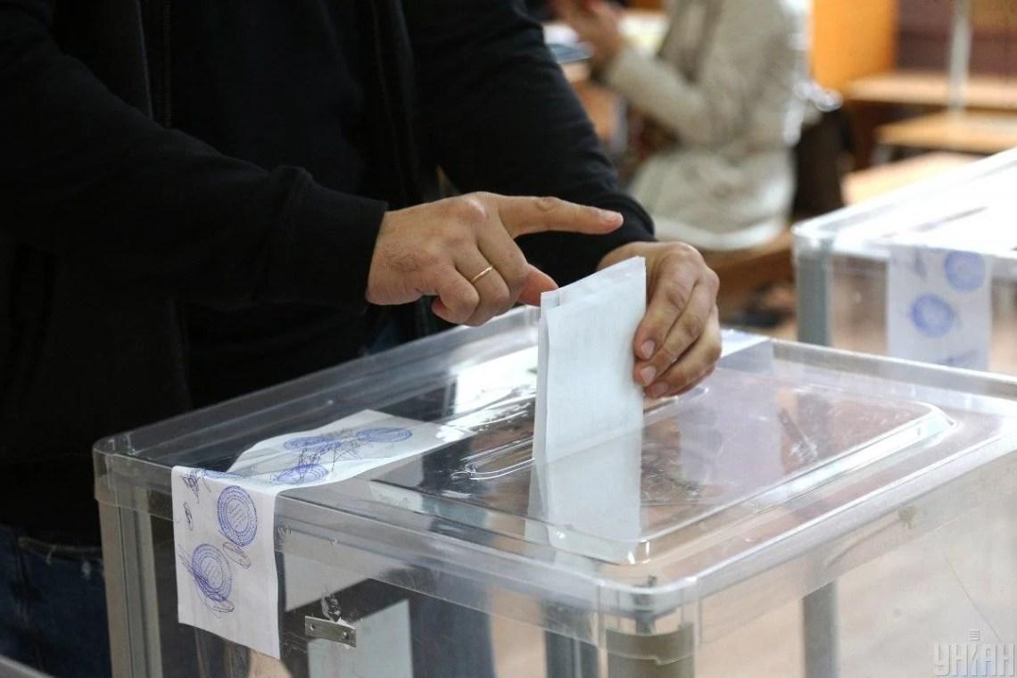 В Черновцах установили окончательные результаты выборов / фото УНИАН, Виктор Ковальчук