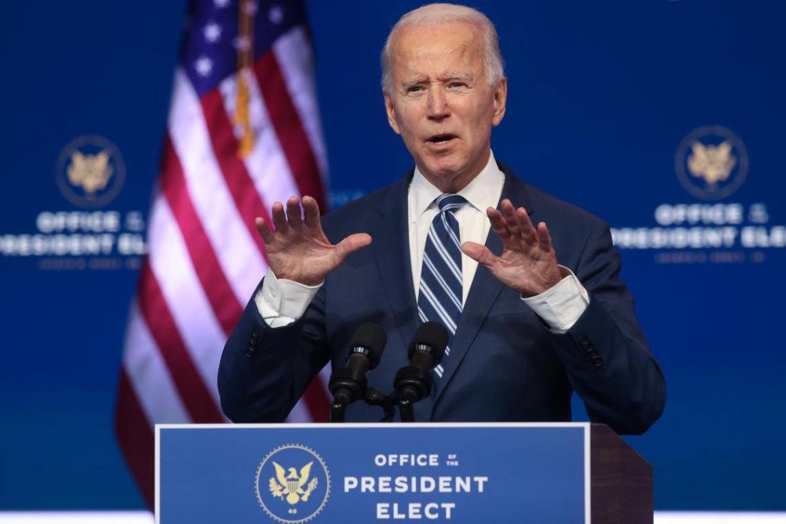 Байден станет вторым демократом с 1948 года после Гарри Трумана, который выигрывает в Аризоне/ фото REUTERS