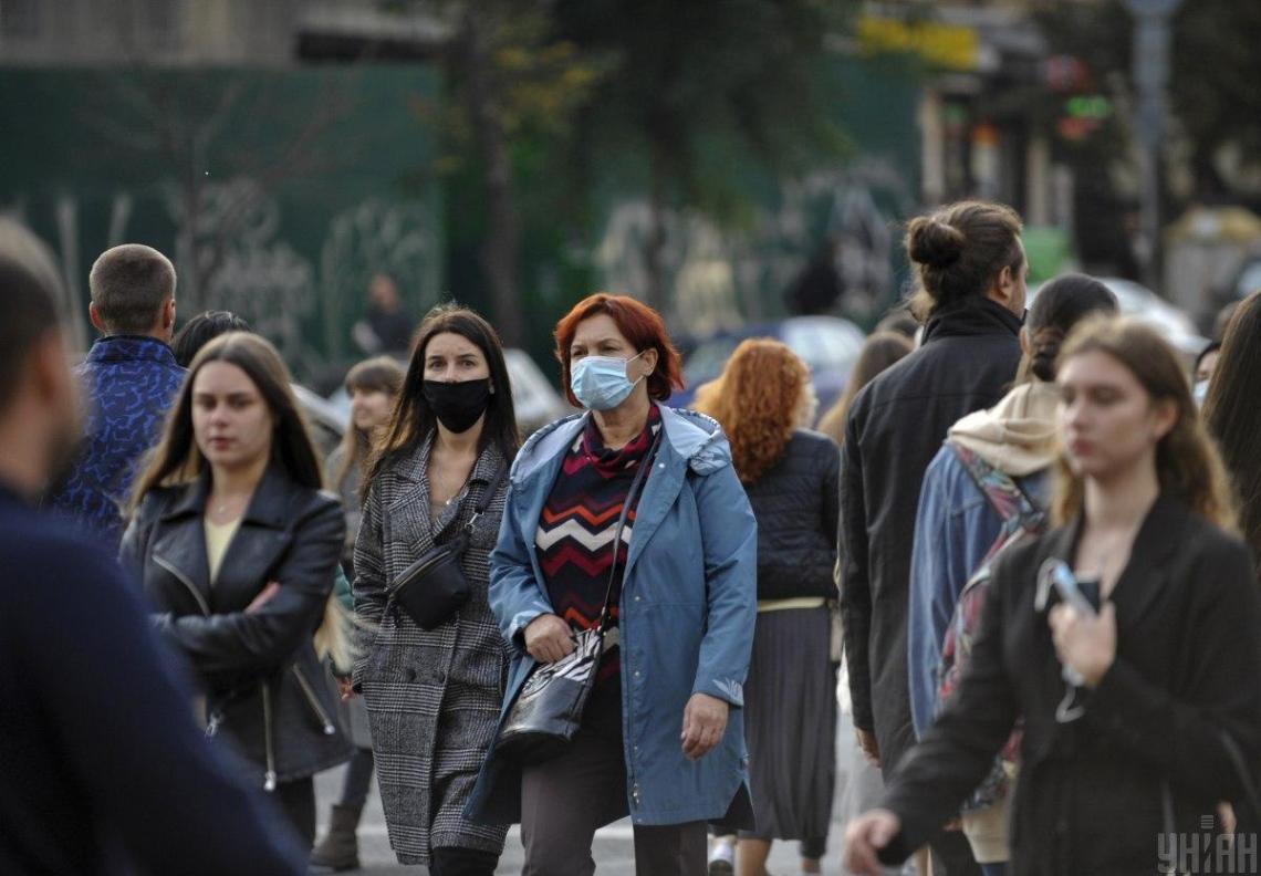 Правительство опубликовало постановление об усилении карантина в Украине / фото УНИАН, Сергей Чузавков