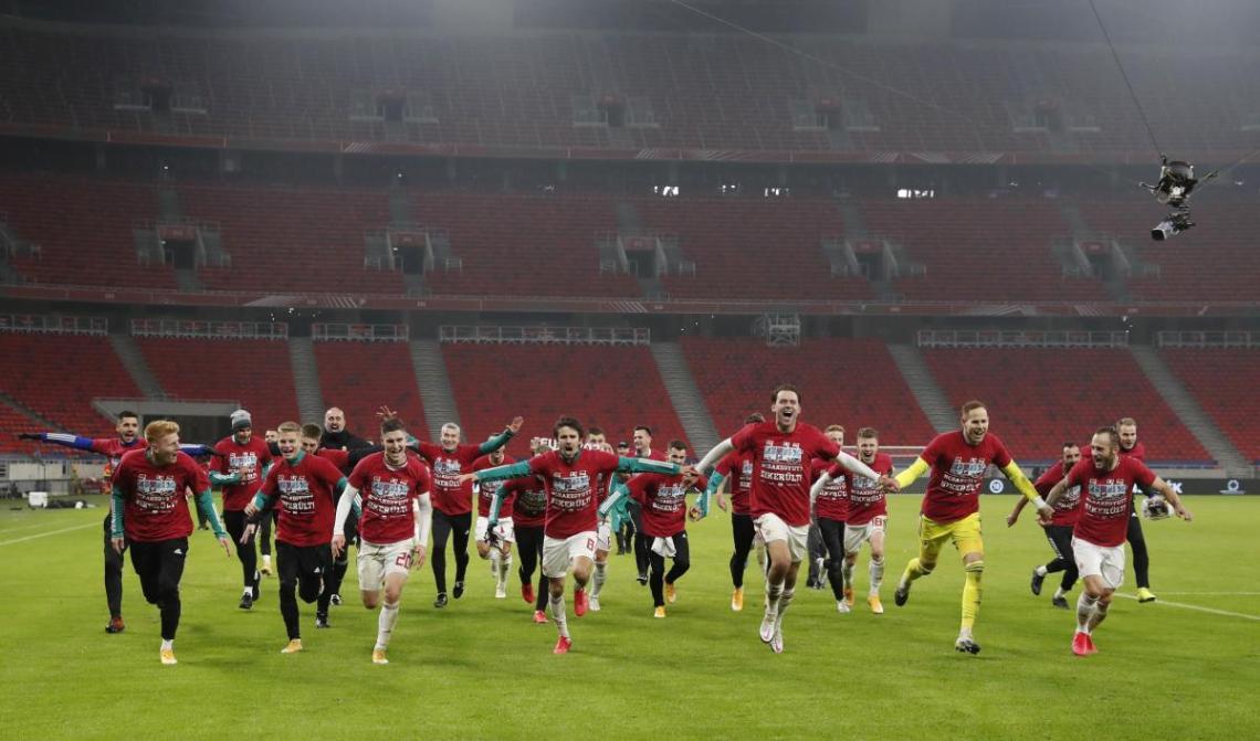 Венгрия обыграла Исландию / фото REUTERS