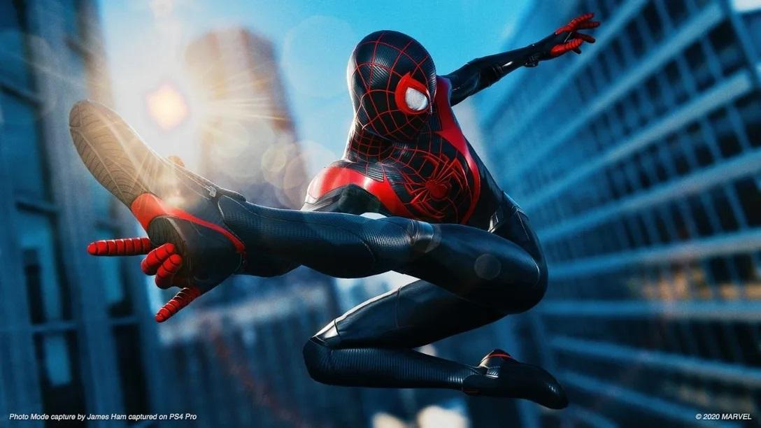 Spider-Man Miles Morales вышел 12 ноября / фото blog.playstation.com