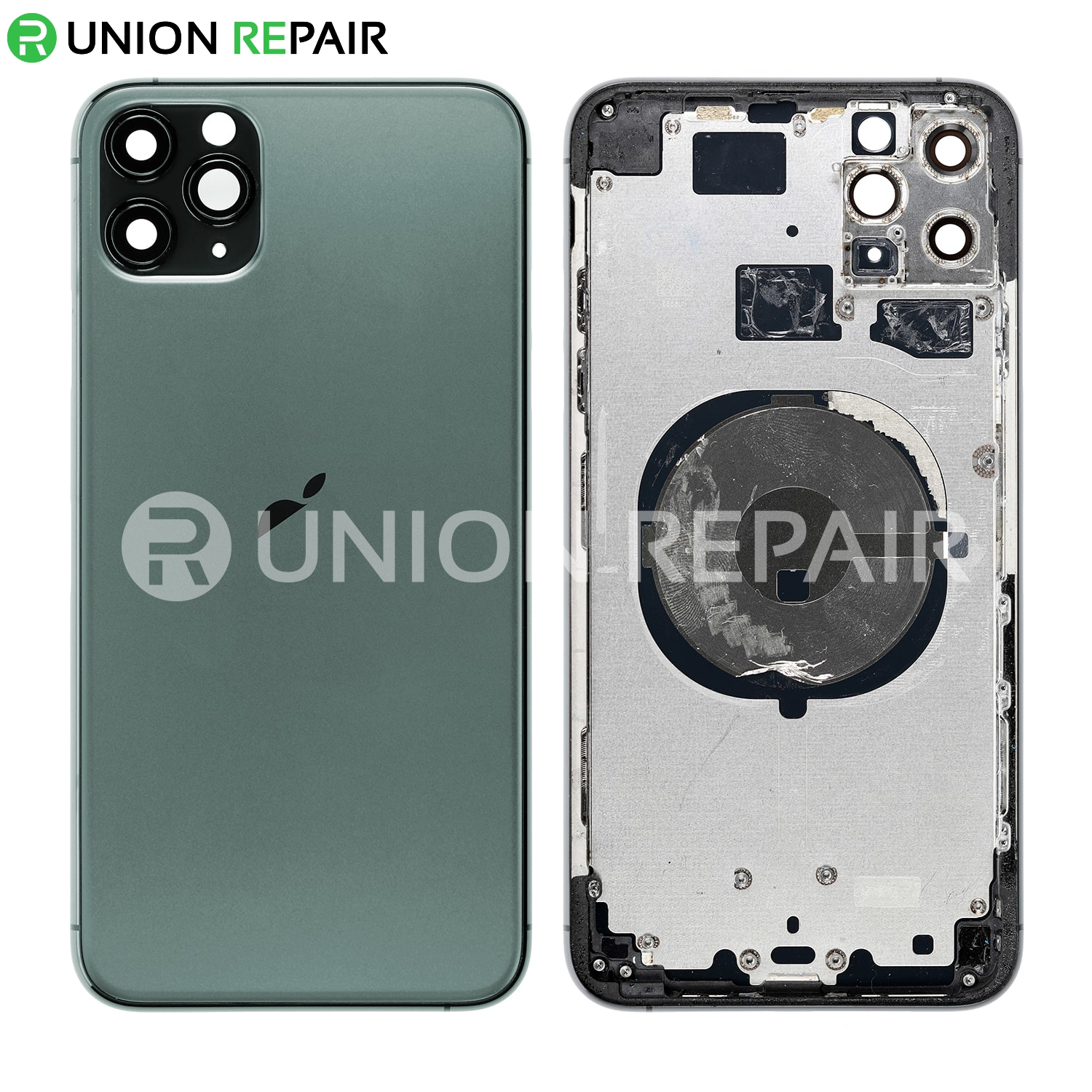 Replacement For Iphone 11 Pro Max Rear Housing With Frame