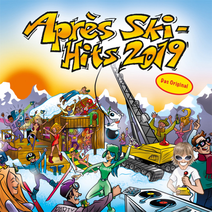 Various Artists Musik Aprs Ski Hits 2019