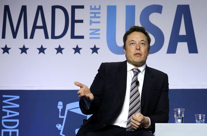 Image result for elon musk trump
