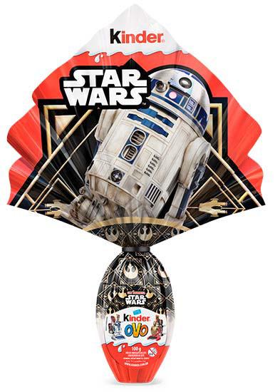 Ovo Kinder Star Wars