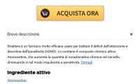 Atomoxetine A Buon Mercato Bologna. Farmacia Macerata