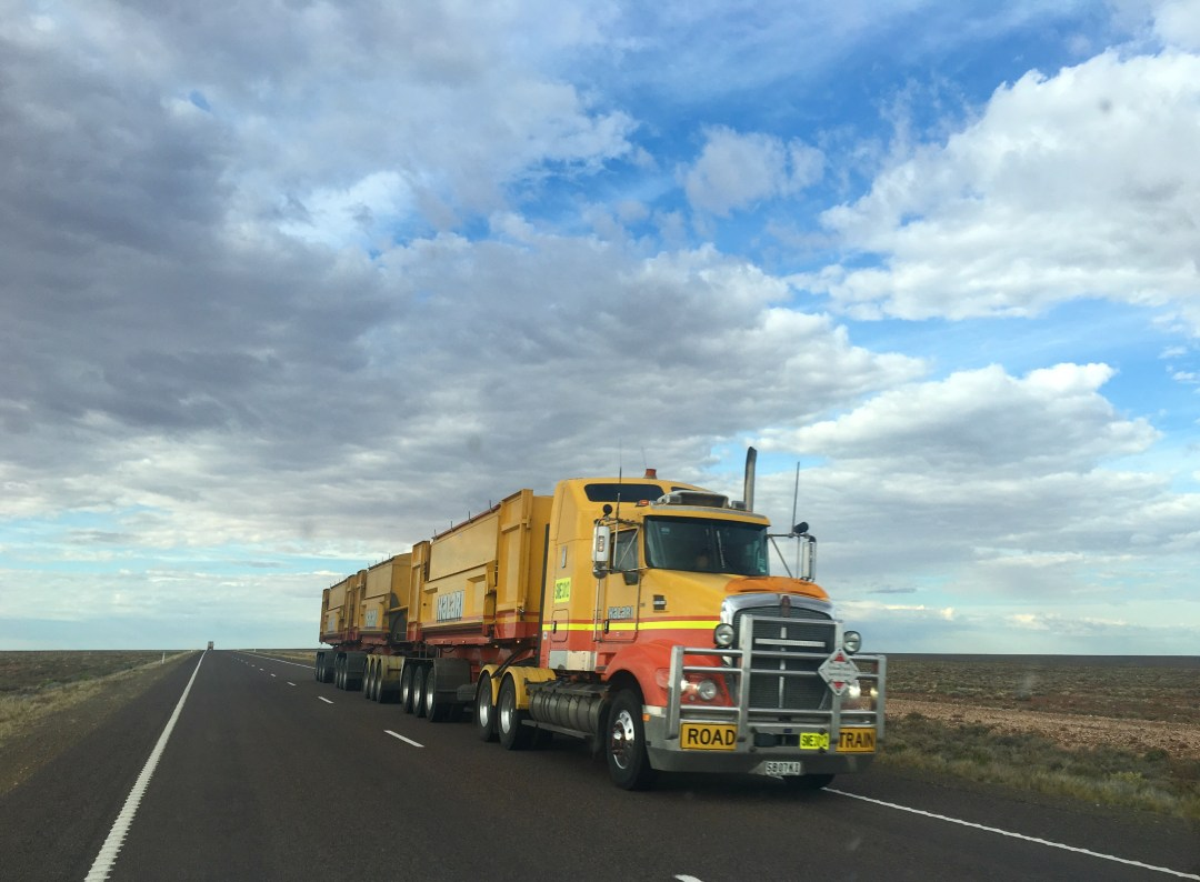 Trucking - My Most Valuable Advice