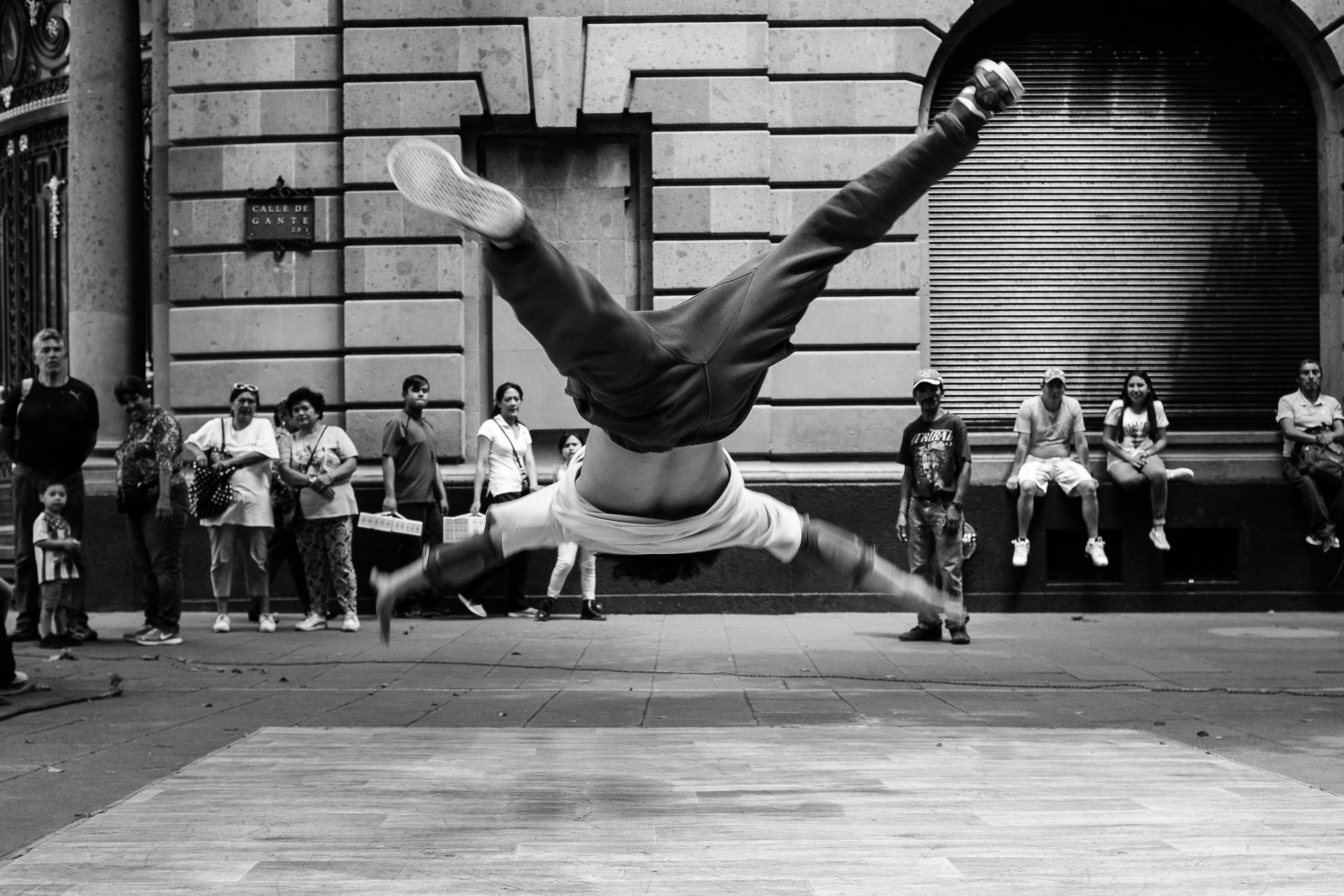 500  Street Photography Pictures  HQ    Download Free Images on Unsplash jumping man in grayscale photography