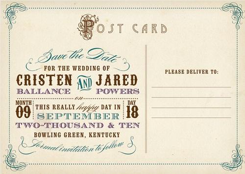 Wedding Postcards 02