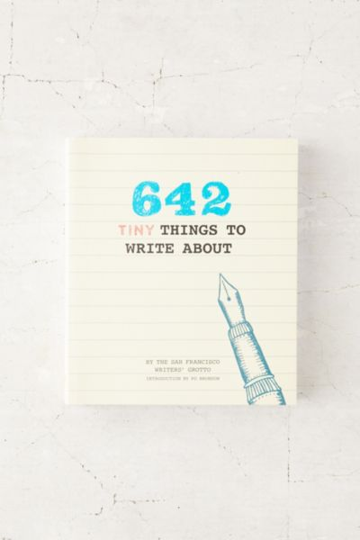 About Things Write 642