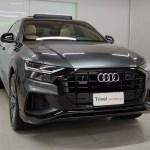 Audi Q8 3 0 Tfsi Performance Black Quattro Cinza 2019 2020 Uberlandia 1242693 Usadosbr Com