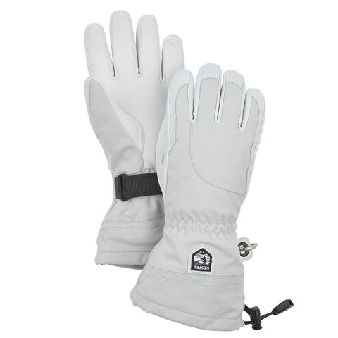 Hestra Heli Glove Grey 12