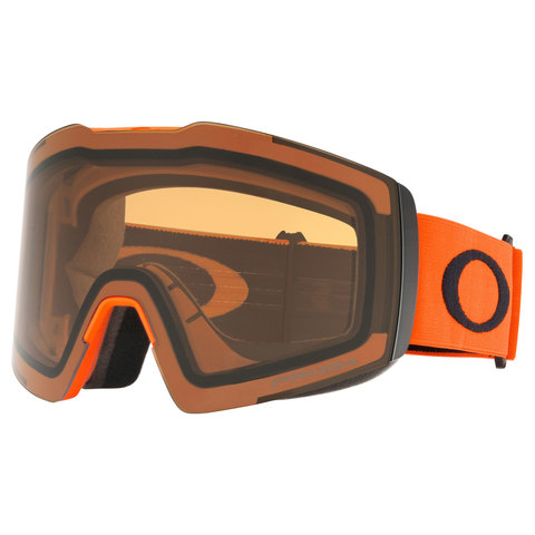 Oakley Fall Line XL Snow Goggle Neon Orange Black/prizm Pers N/a