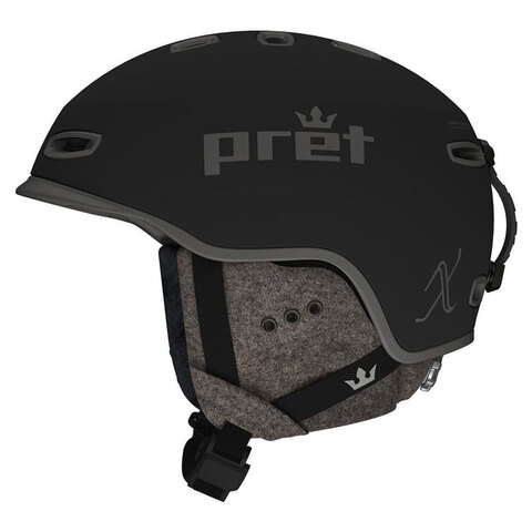 Pret Lyric X2 Helmet - Women's Black Md