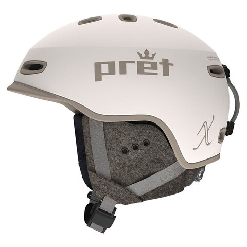 Pret Lyric X2 Helmet - Women's Chalk Sm