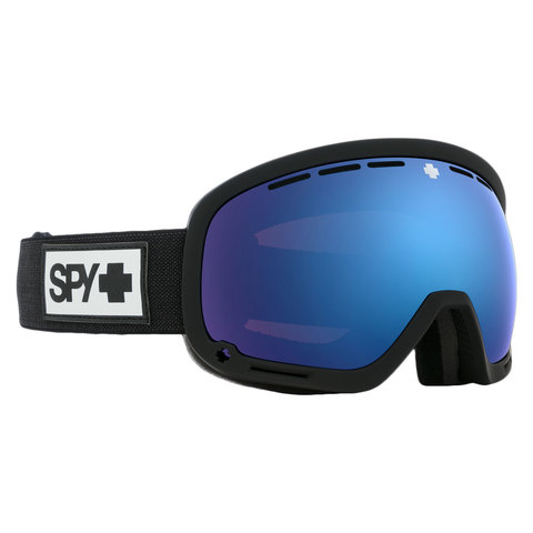 Spy Marshall Snow Goggle Matte Black/blue W/gray Green