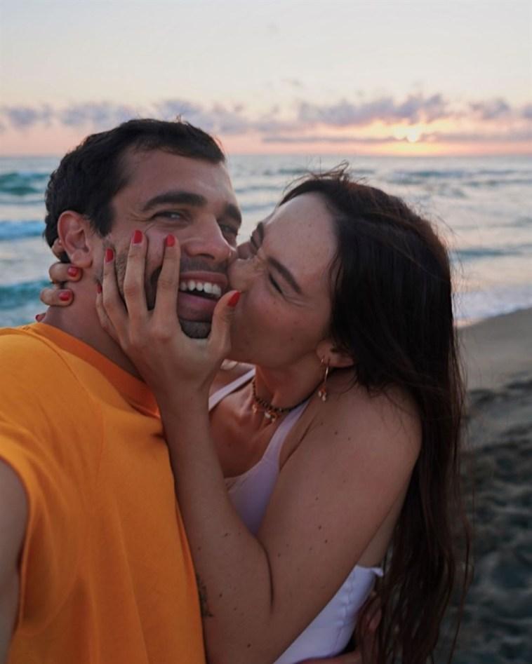 Aurora Ramazzotti e Goffredo Cerza più innamorati che mai: «A noi due»