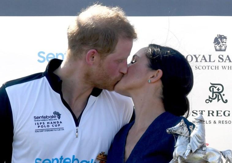 Il principe Harry e Meghan Markle, la nuova foto per la cover di Time