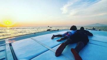 Mario Balotelli, papà innamoratissimo di Pia e Lion