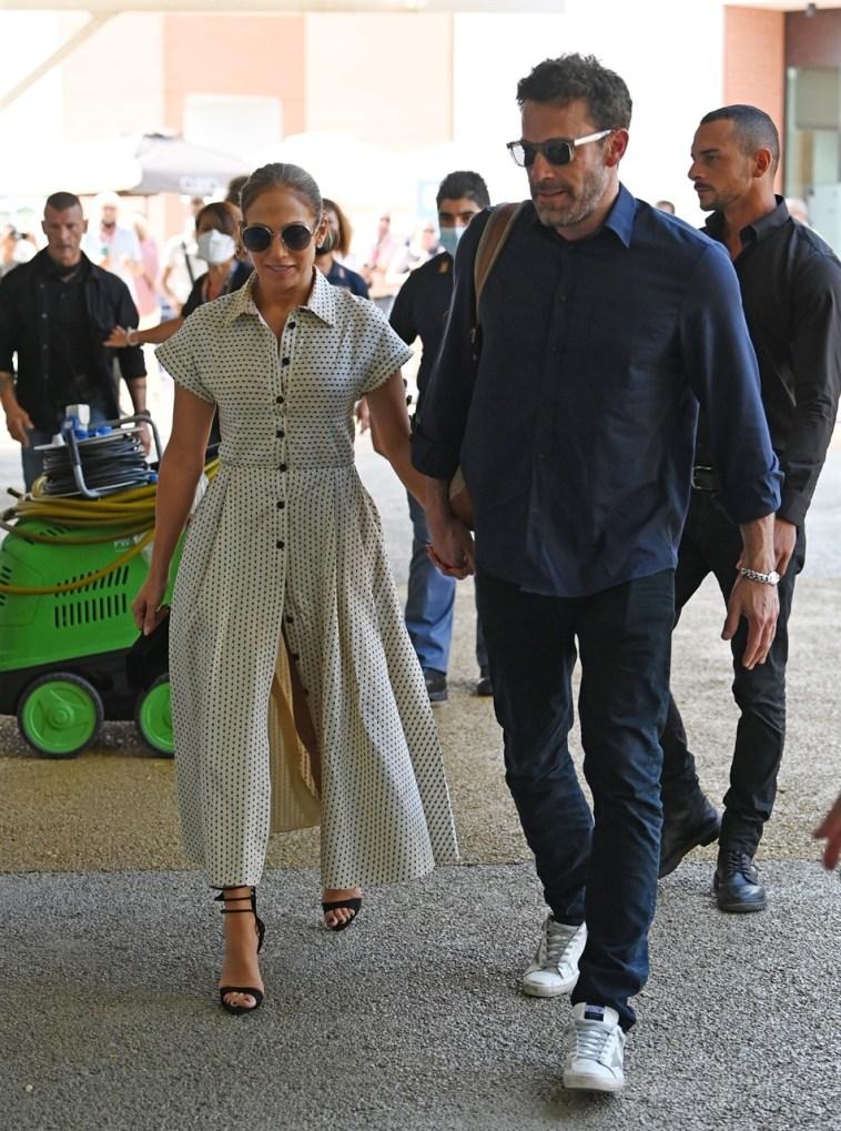 Ben Affleck e Jennifer Lopez, ciao ciao Venezia