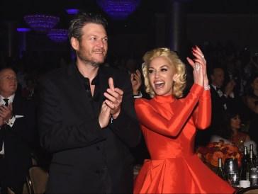 Gwen Stefani si è sposata con Blake Shelton
