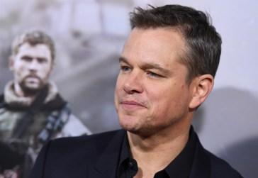 Matt Damon, che ha smesso di usare parole omofobiche grazie ai rimproveri della figlia