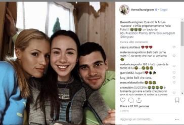 Michelle Hunziker e Aurora Ramazzotti, la bellezza del rapporto madre e figlia