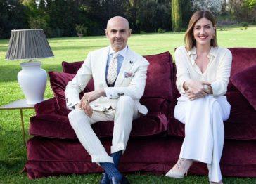 «Cortesie per gli ospiti» diventa «Famiglia»: dentro Chiara Maci ed Enzo Miccio