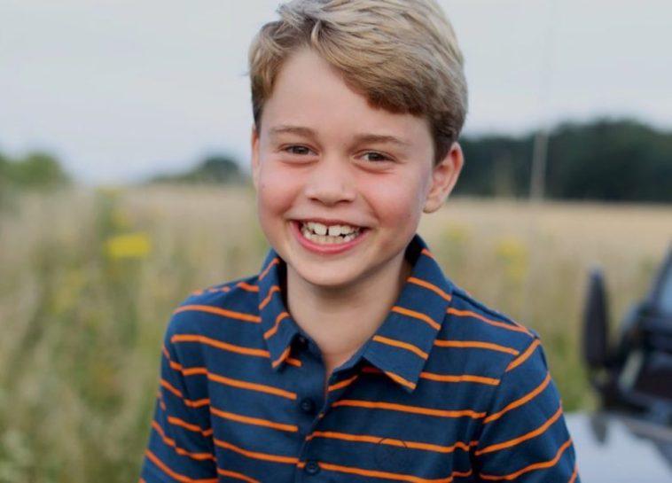 George di Cambridge compie 8 anni: la foto «di compleanno» scattata da mamma Kate Middleton