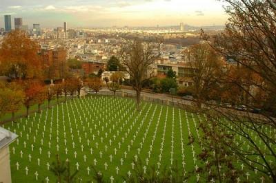 cimetière du Mont-Valérien