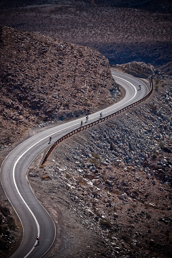 Descent to Panamint  Springs