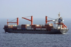 Cargo Ship Nordlake IMO 9057173 by MSC Michi