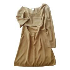 robe mi longue en soie