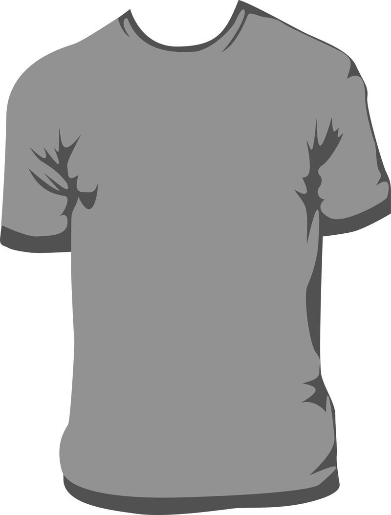 T Shirt Template Vector 2   Vector download image  user