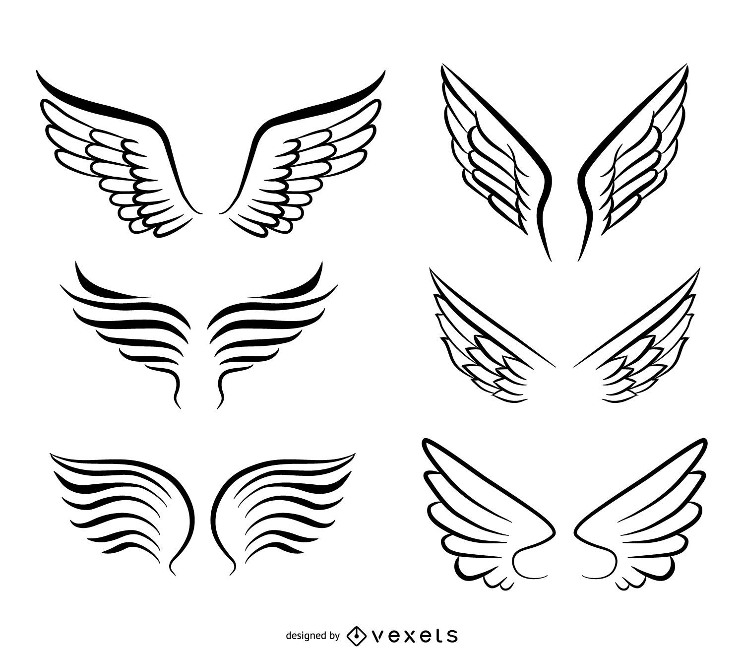 Clipart Wing