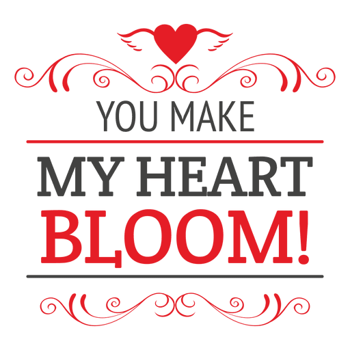 Download Valentines Heart Quote - Transparent PNG & SVG vector file