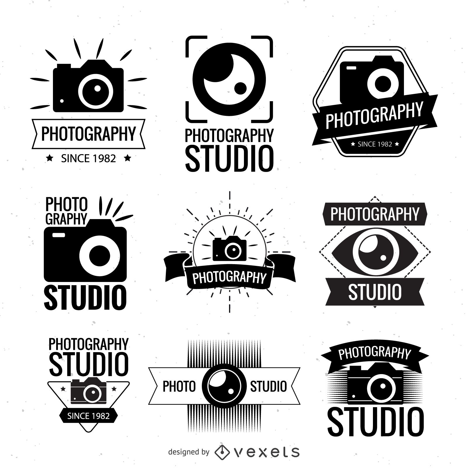 Photography Logo Tempates Collection