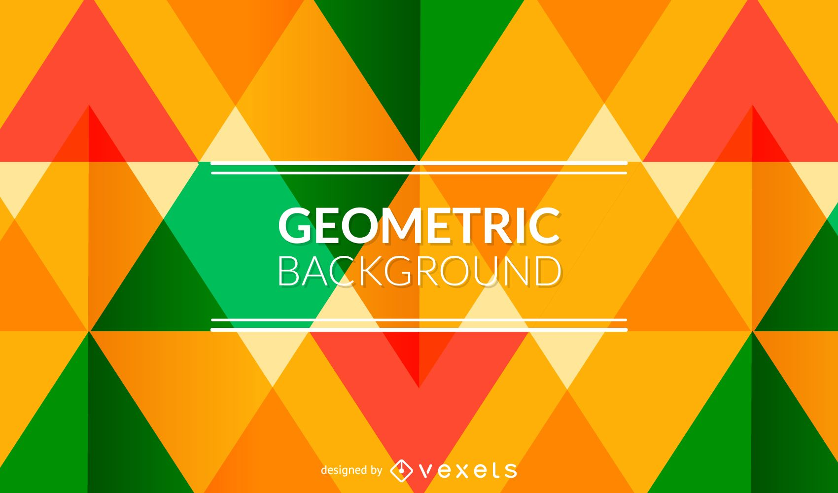 Bright geometric background   Vector download image  user